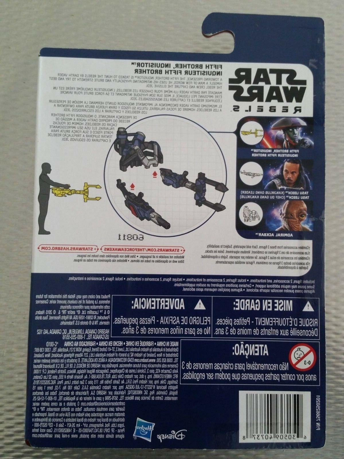 "STAR Awakens 3.75"" Action - -"