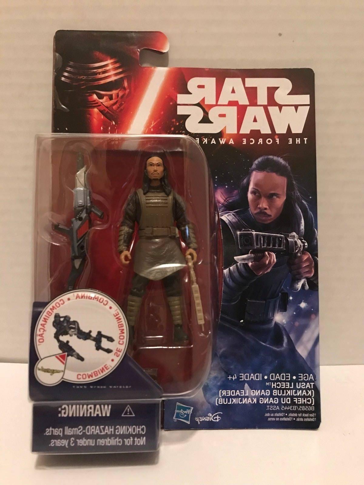 Disney Star Wars The Force Awakens Tasu Leech Action Figure