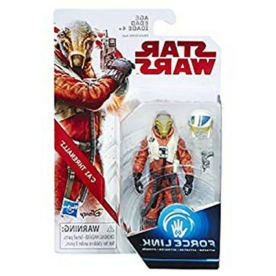 Star Wars The Last Jedi C'ai Threnalli Force Link Action Fig