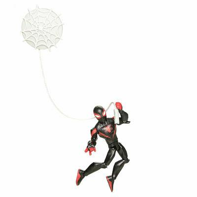 Disney SPIDER-MAN Miles Morales Figure Toybox