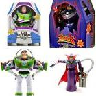 """Disney Store Toy Story 12"""" Buzz Lightyear and Zurg Combo Tal"""