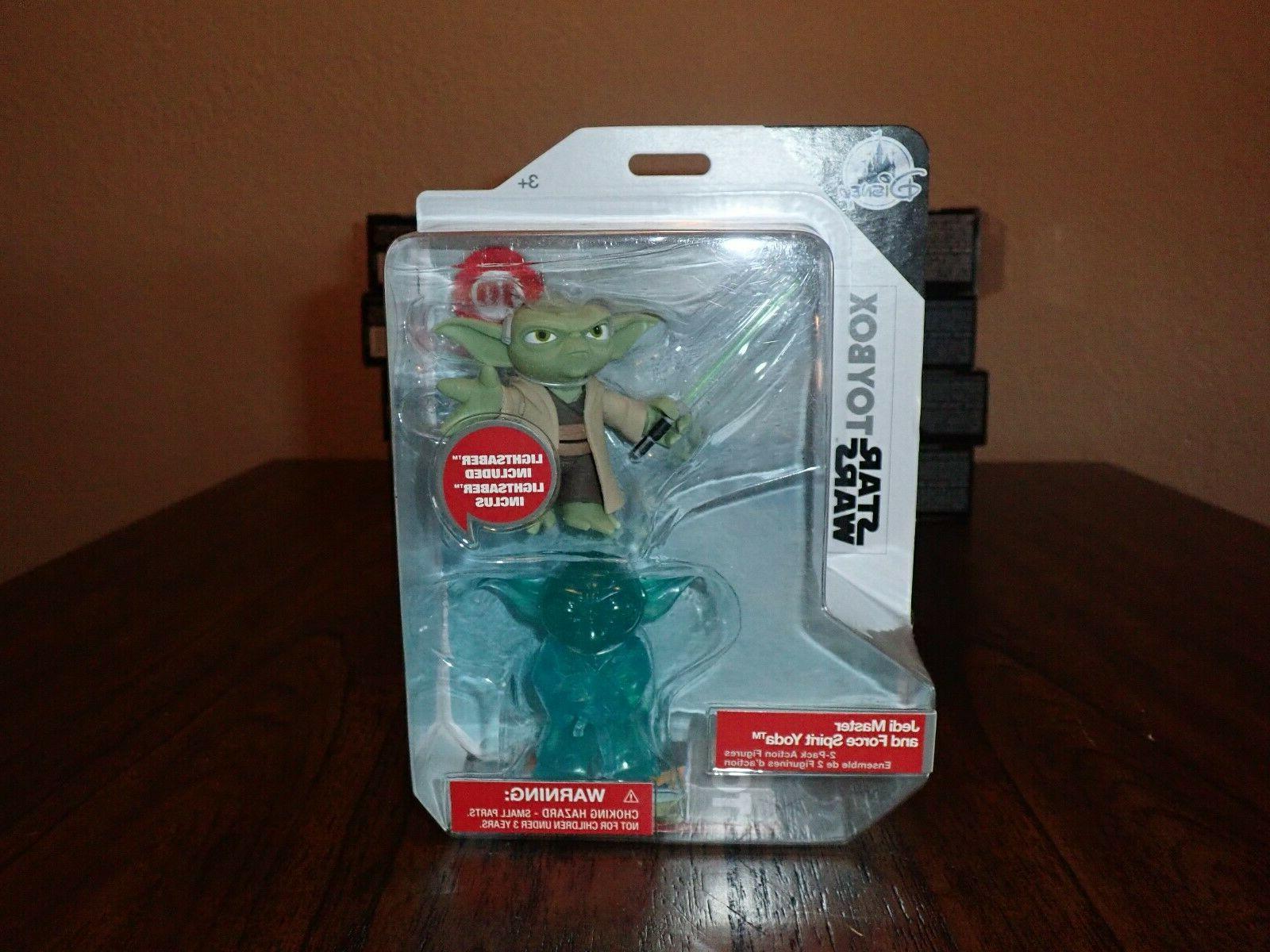 store yoda toybox action figure jedi