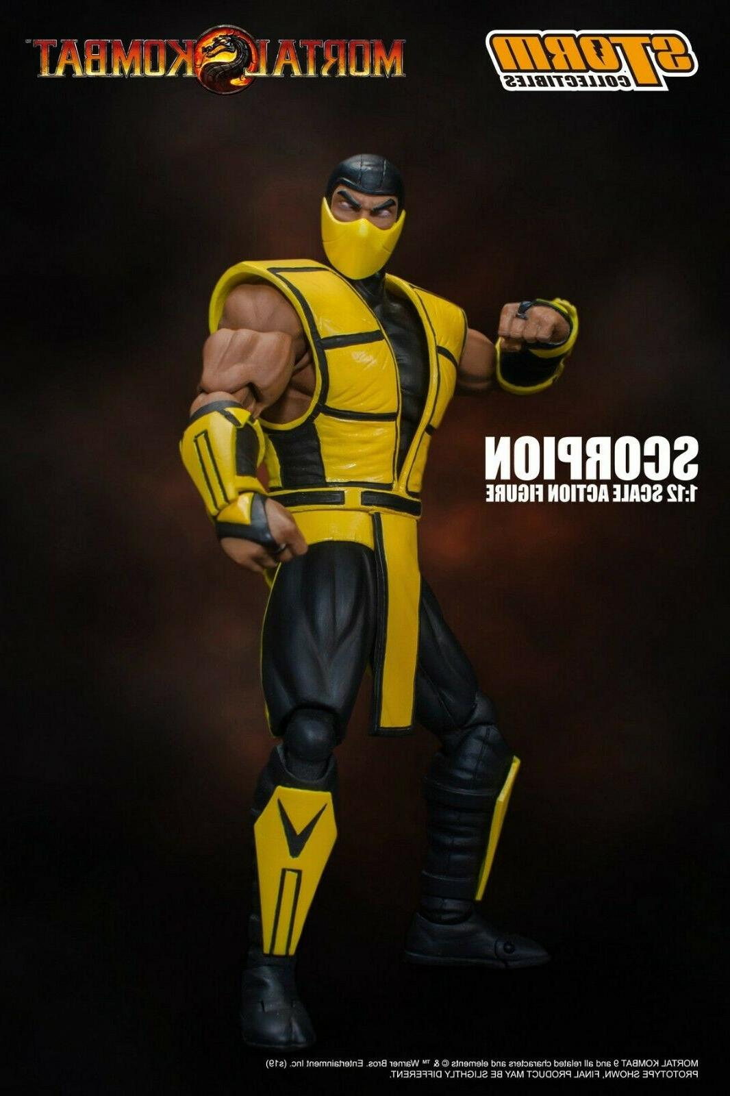 STORM COLLECTIBLES MORTAL Figure - IN STOCK!!!!