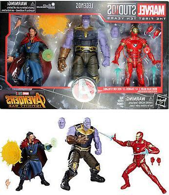 Marvel Studios: The First Ten Years Avengers: Infinity War F