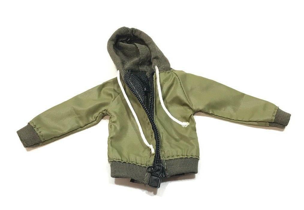 SU-HDJ-GR: Hoodie Jacket for Mezco, Marvel