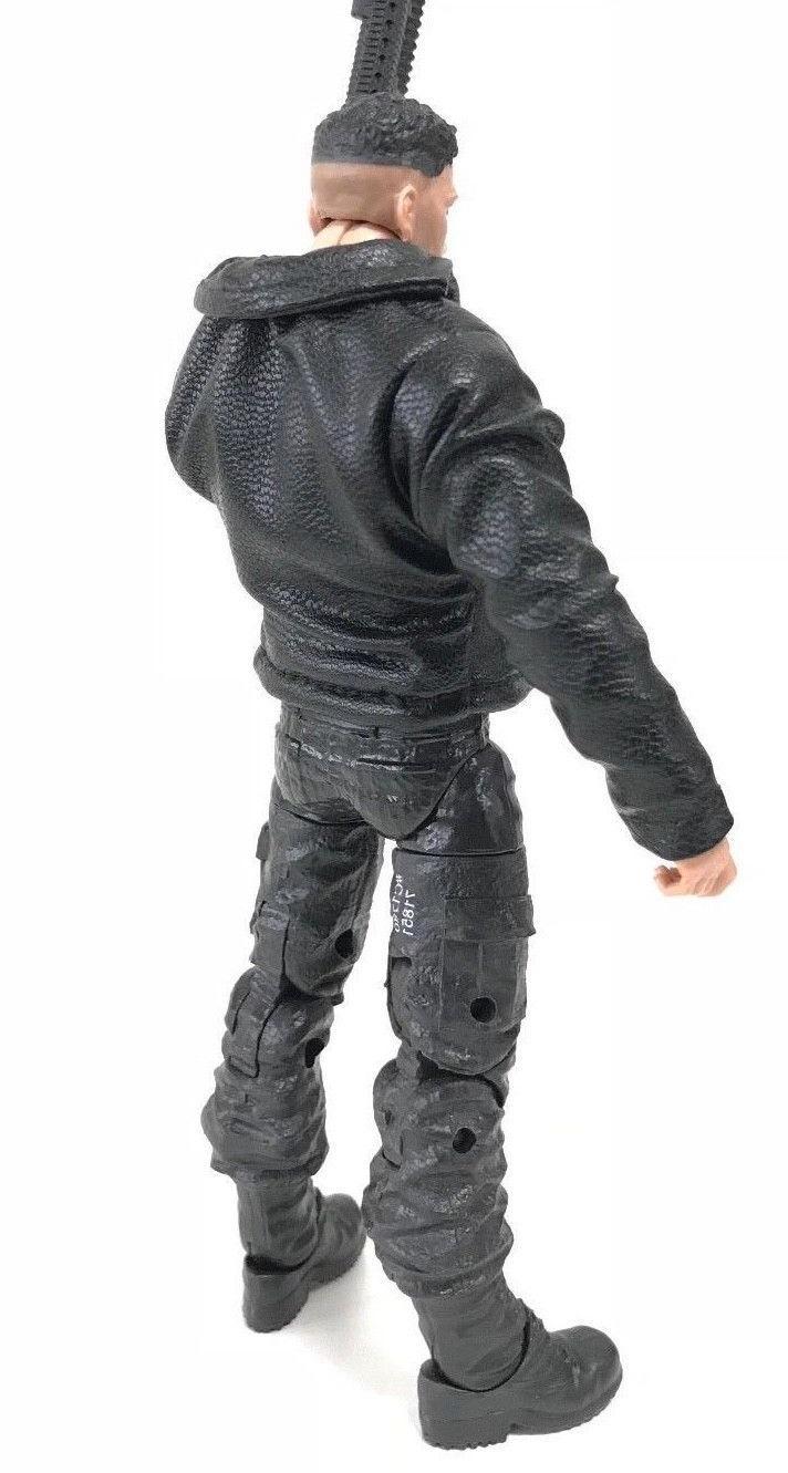 SU-JKM1-BK: Wired Jacket for Marvel Mezco