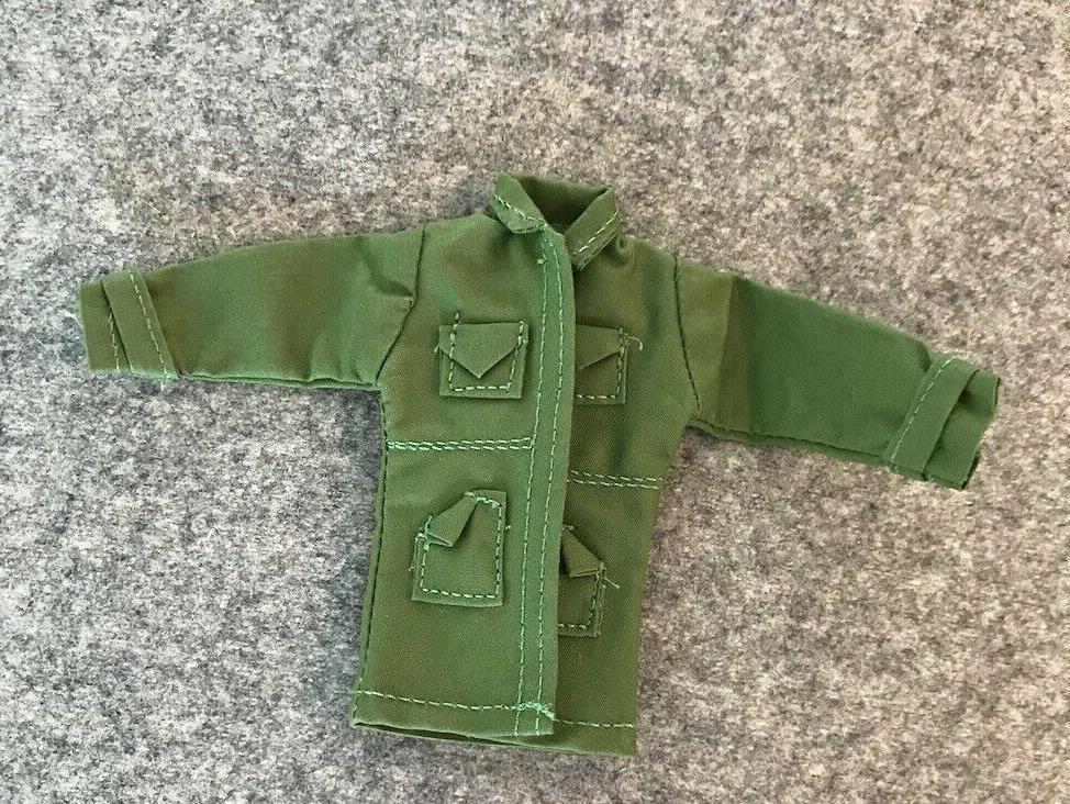 SU-LTC-PGN: Green Jacket Marvel