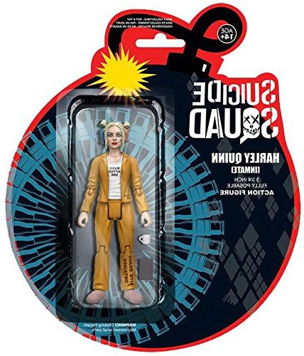 Suicide Squad Inmate Harley 3 3//4-Inch Action Figure