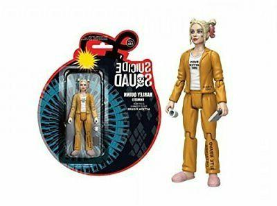 suicide squad inmate harley action