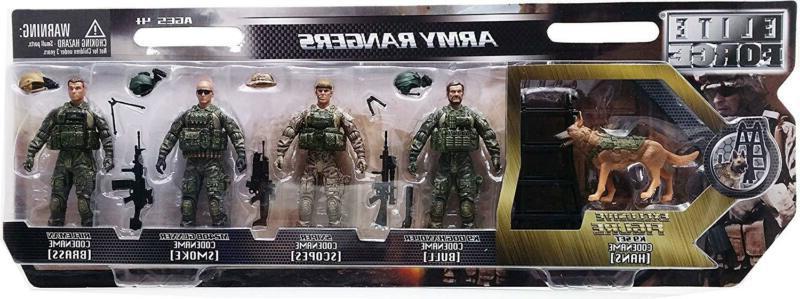 Elite Entertainment Pack Figures Toy