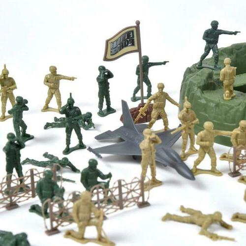 Sunny Entertainment Action Elite Army Figures