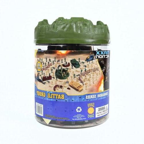 Sunny Days Action Force Army Military Tank