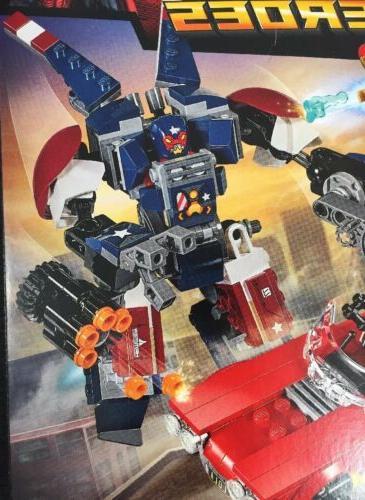 LEGO Man: 76077 Building Kit