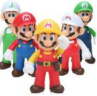 Super Mario bros Action Figures Kids Toys Games 13cm PVC Dol