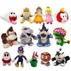 Super Mario Bros. Plush Toy Stuffed Doll Soft Animals Kid Gi