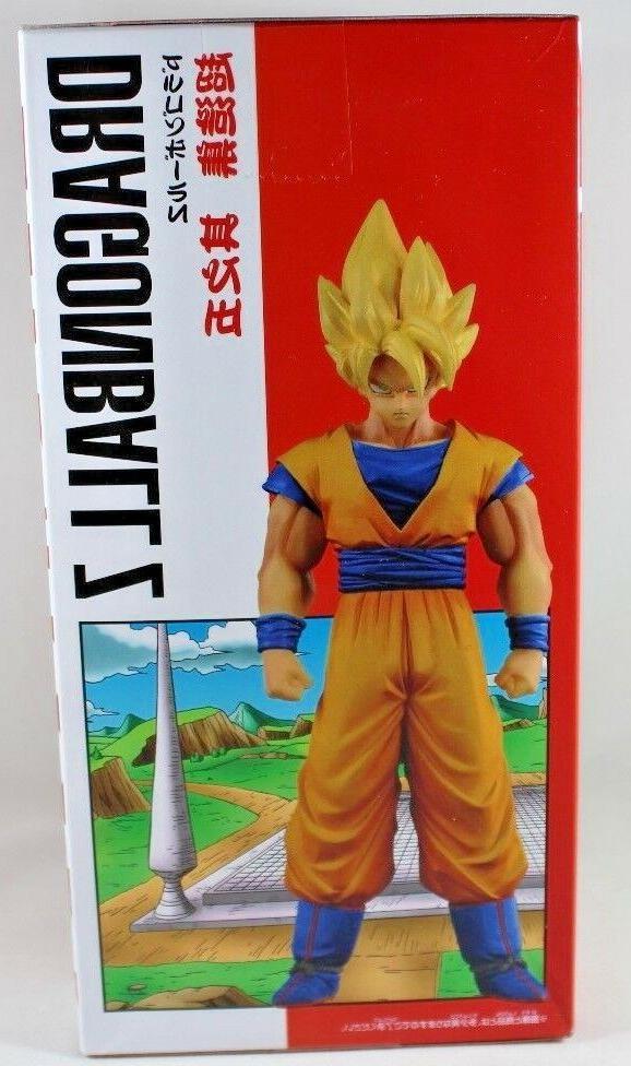 Super Goku Action Banpresto Ball Z