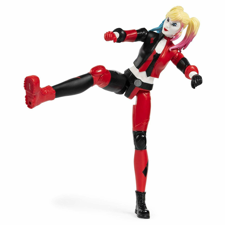 DC Superheroes Batman 12-Inch Harley Figure Toy 1st