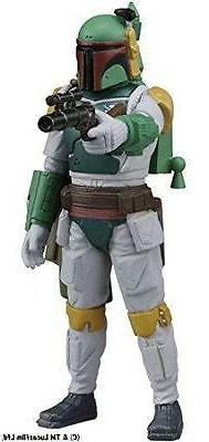 Takaratomy Star Wars Metal Collection Mini #07 Boba Fett Act