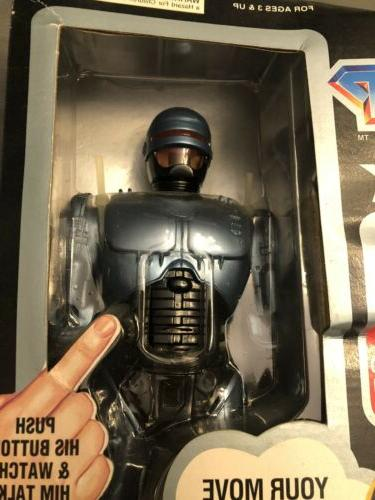 Talking Robocop action figure