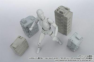 Tamashii OPTION ACT BUILDING Display Base for Action Figure