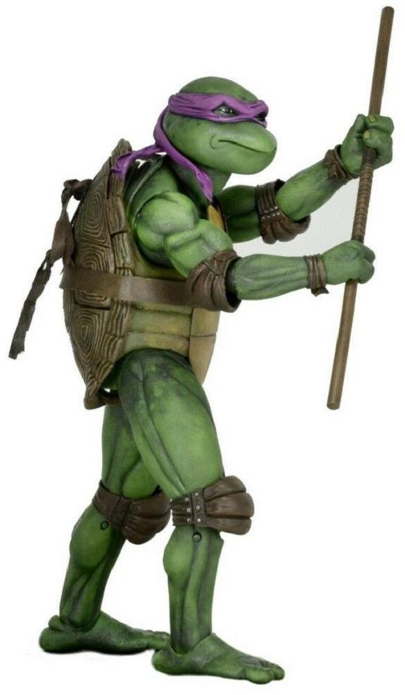 NECA Turtles 1990 Movie