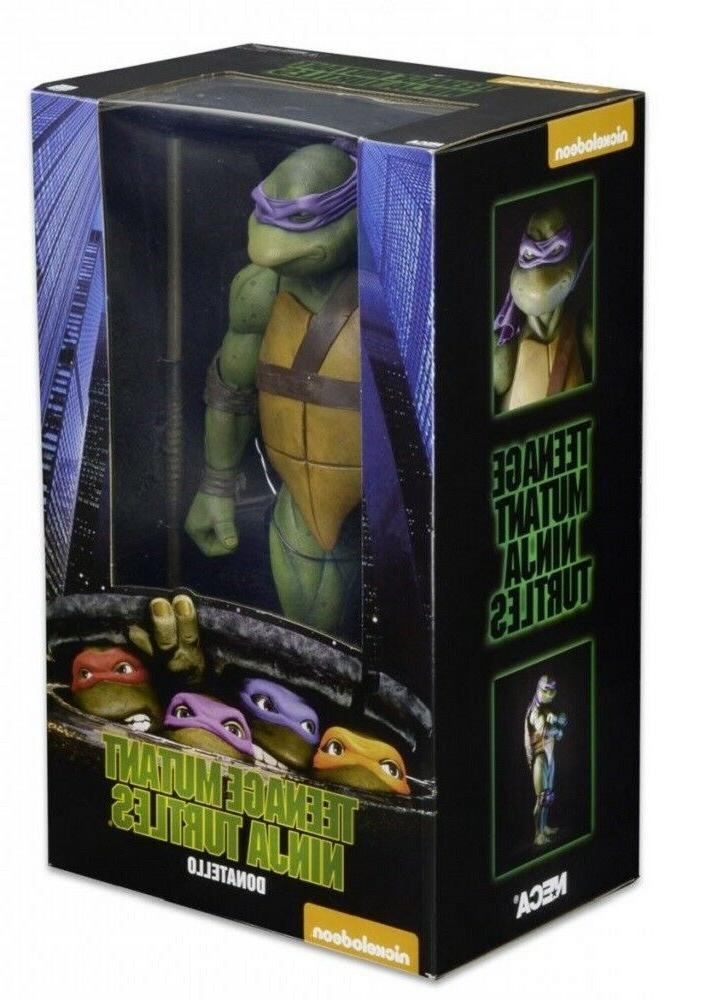 NECA Turtles 1990 Movie 1/4
