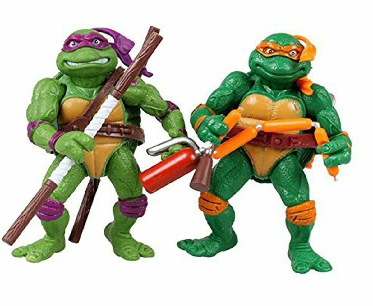 Teenage Mutant Ninja Turtles Action Figures set