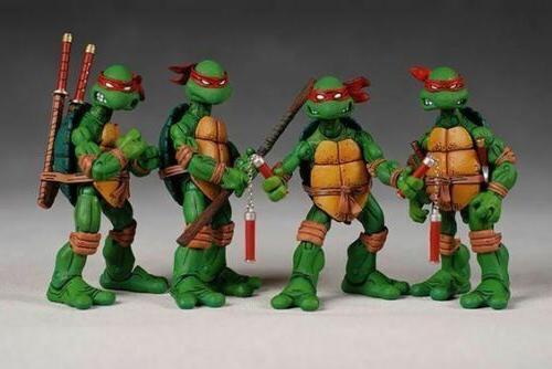 teenage mutant ninja turtles mirage comic 5