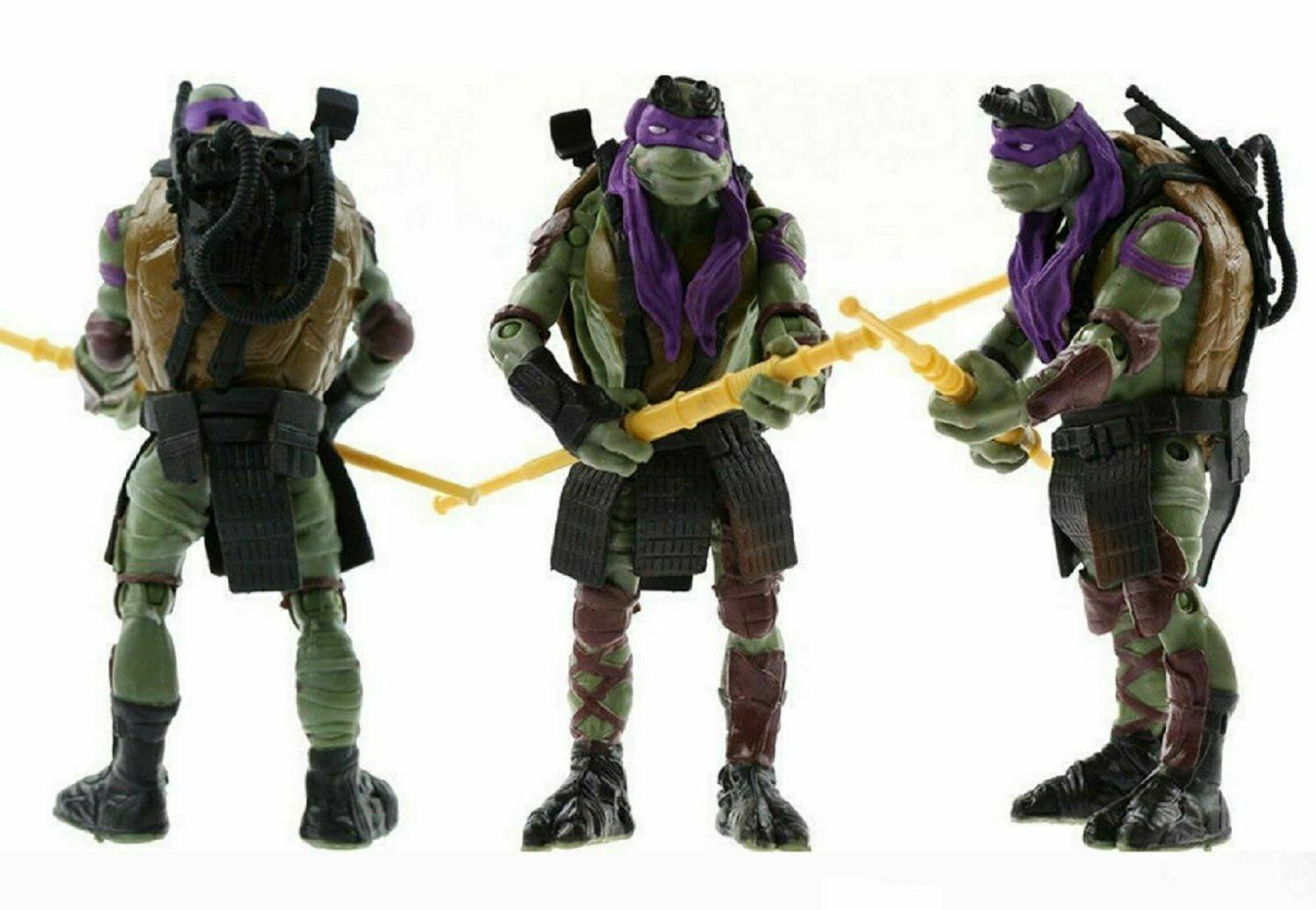 Teenage Mutant Ninja Movie Action Set: Leo Ralph