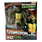 Bandai Teenage Mutant Ninja Turtles TMNT Michelangelo SH Fig
