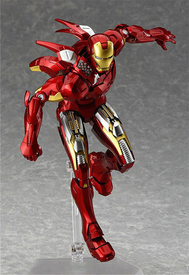 The Avengers Man Mark 7 Action Boxed Figure Collection