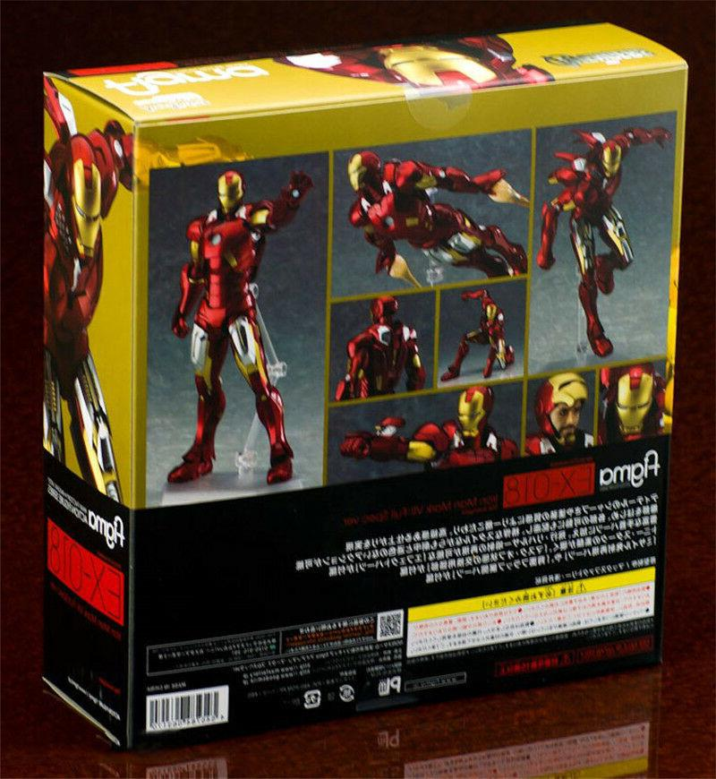 The Marvel Man Mark 7 PVC Action Collection USA