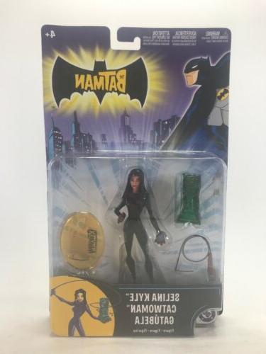 the batman selina kyle catwoman action figure