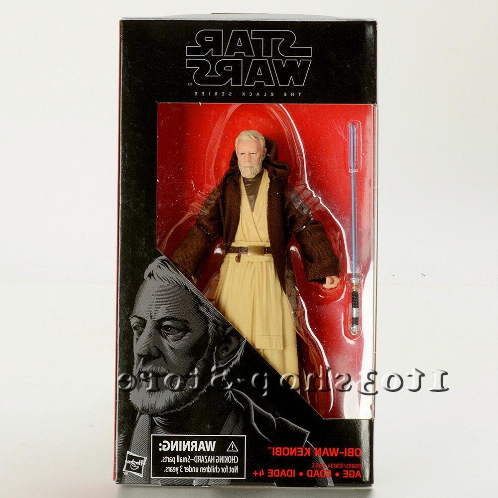 """Star Wars The Black Series 6"""" Obi-Wan NEW"""