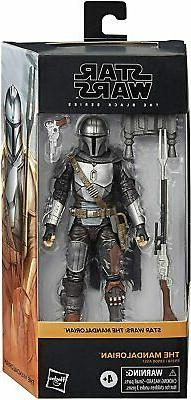 Star Wars The Black Series Mandalorian Beskar 6-Inch Action