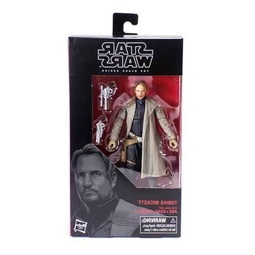 Star Black Series 6-Inch Action Figure #68