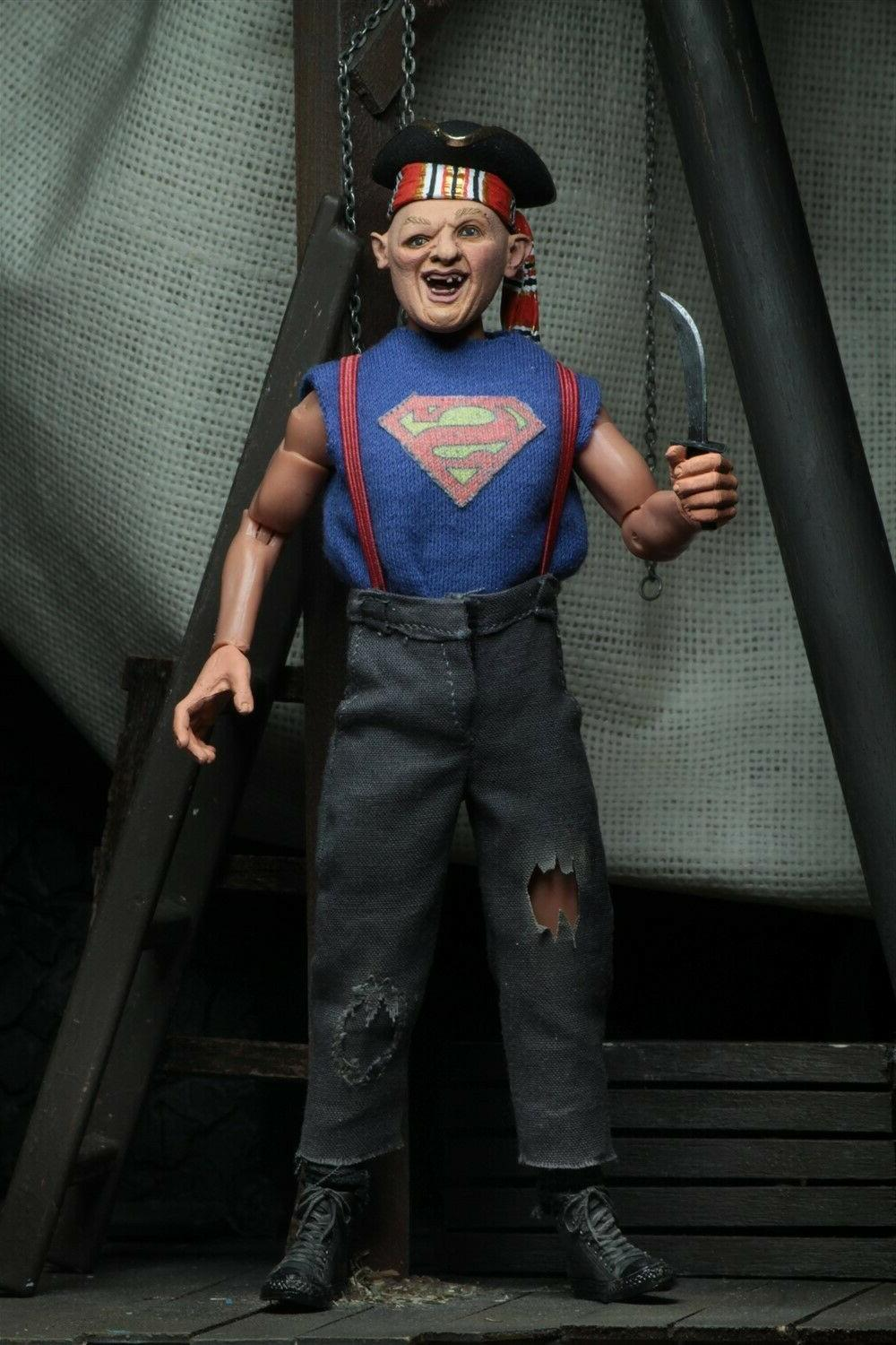 The Clothed Sloth Chunk NECA