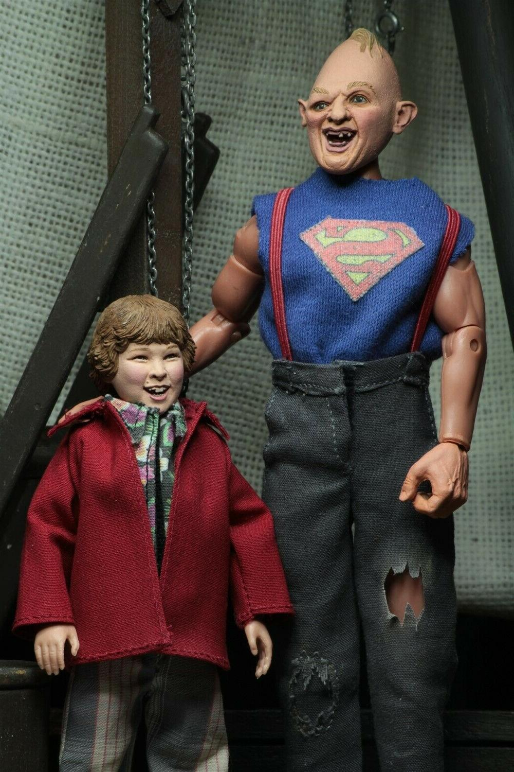 """The Goonies - 8"""" Clothed Figures - Sloth Chunk"""