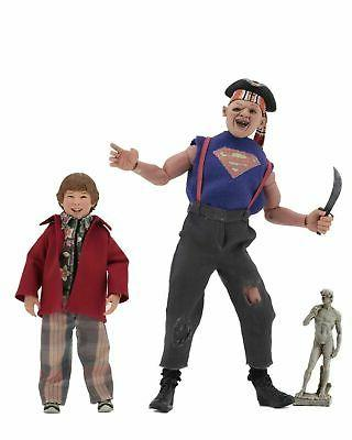 the goonies 8 clothed action figures sloth
