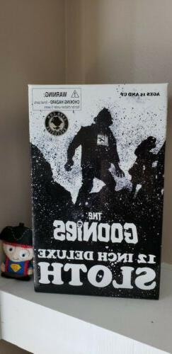 The Goonies SlothSDCC Exclusive 2008 Mezco Deluxe 12 Inch Fi