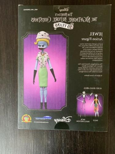 The Before JEWEL Figure Diamond Select Toys Rare