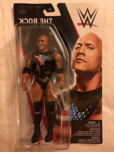 The Rock Basic Series 86 Brand New Action
