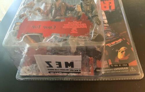 The Texas Chainsaw Massacre 2 Cinema Fear Chop Top Mezco Toys