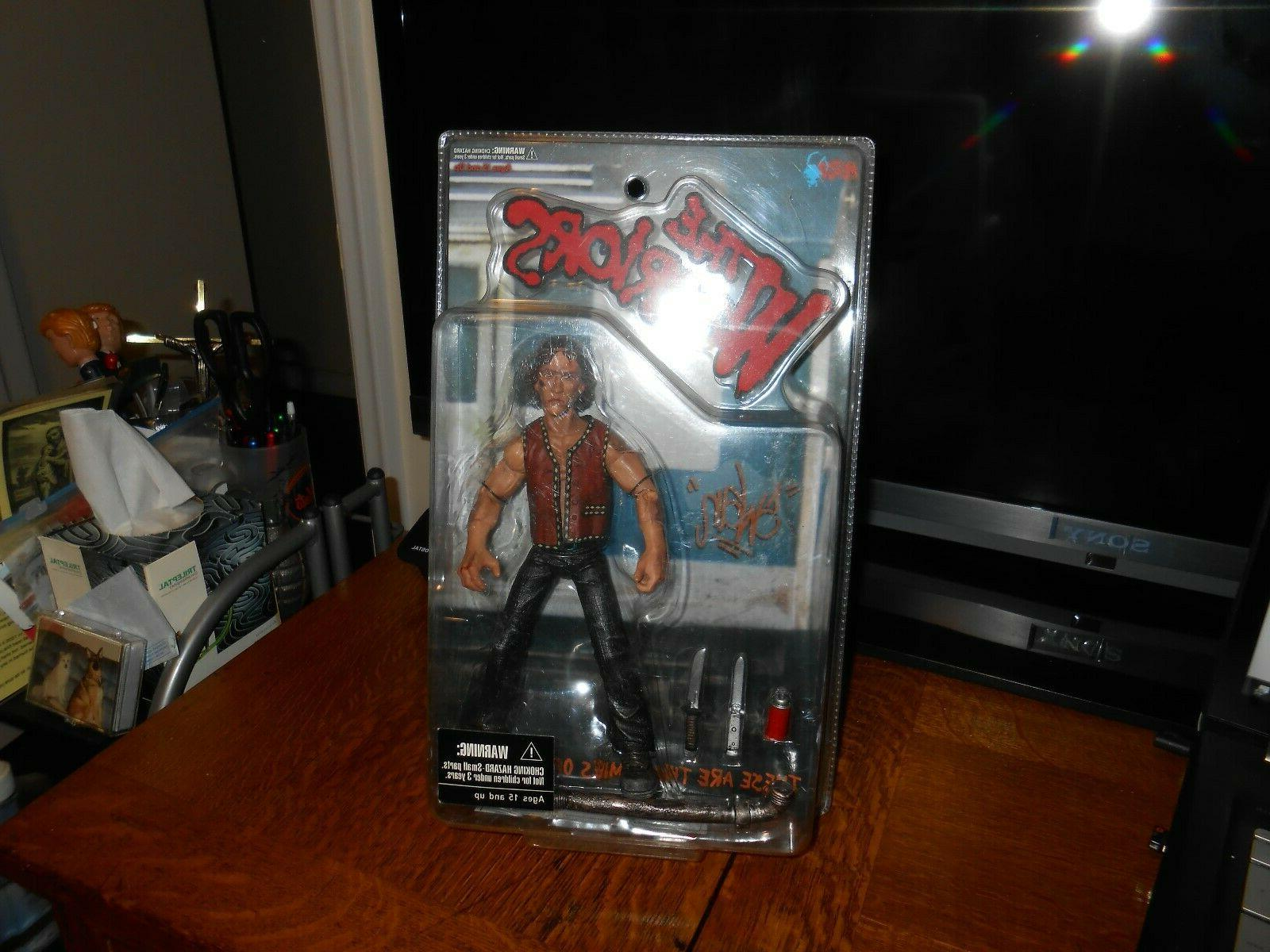 the warriors 8 action figure swan dirty