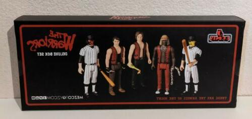The Warriors Action Deluxe Box Set 5 Points Mezco Toyz