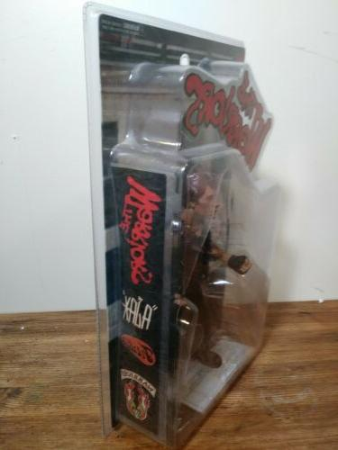 The figure 2005 Mezco Toyz NEW IN
