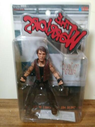 the warriors ajax action figure 2005 toyz