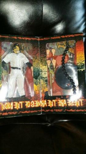 Mezco Warriors Baseball Furies 9 from
