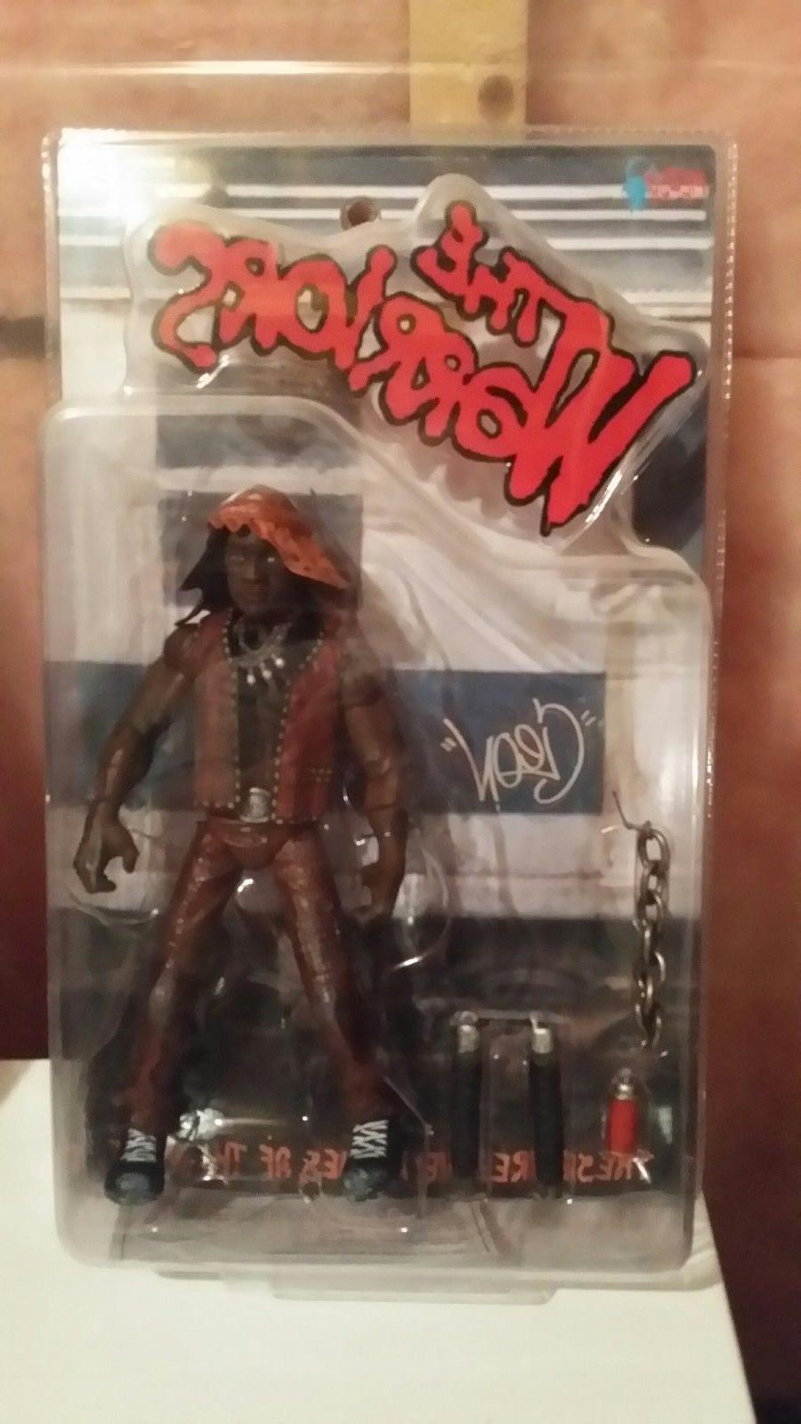 the warriors cleon action figure bloody eye