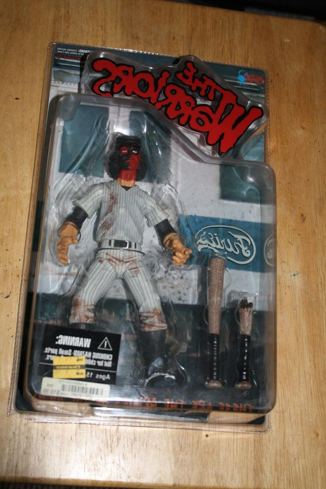 the warriors furies figure red black faced